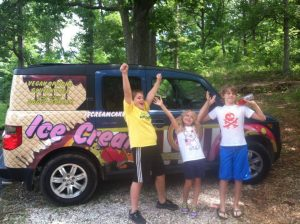 Kids and I SCREAM Trucklet